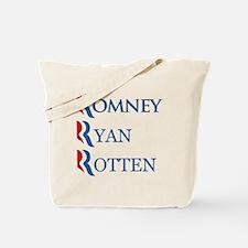 Romney, Ryan, Rotten Tote Bag
