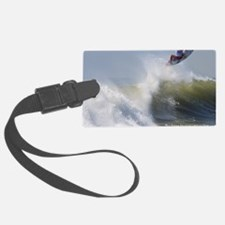 Quicksilver Surfing Luggage Tag