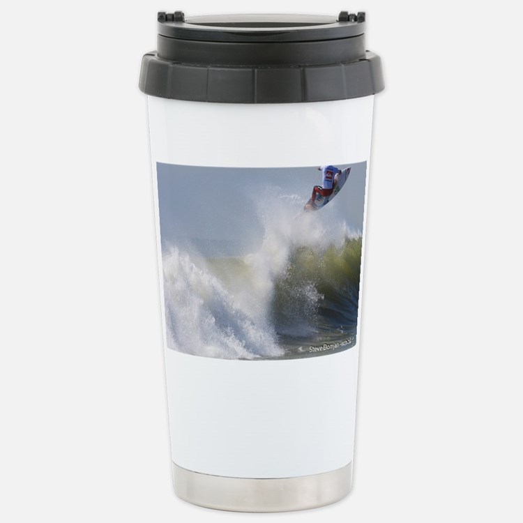 Quicksilver Surfing Thermos Mug