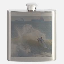 Quicksilver Surfing Flask