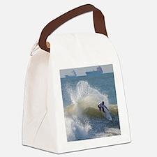 Quicksilver Surfing Canvas Lunch Bag