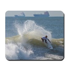 Quicksilver Surfing Mousepad