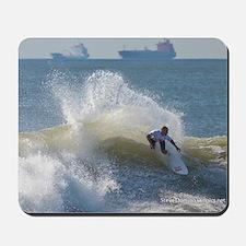 Quicksilver Surfing Mousepad