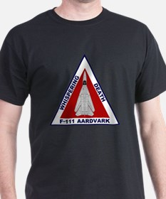 F-111 Aardvark - Whispering Death T-Shirt
