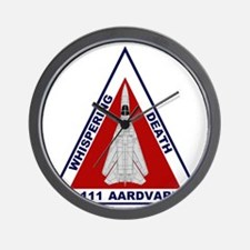 F-111 Aardvark - Whispering Death Wall Clock