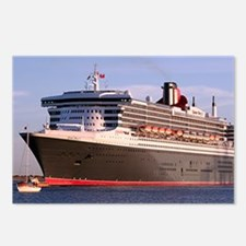 Cruise Ship 2 Postcards (Package of 8)