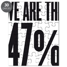 We are the 47 percent Puzzle