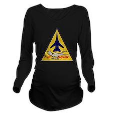 F-111E Aardvark Long Sleeve Maternity T-Shirt
