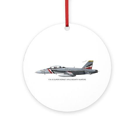 VFA-2 Bounty Hunters Ornament (Round)