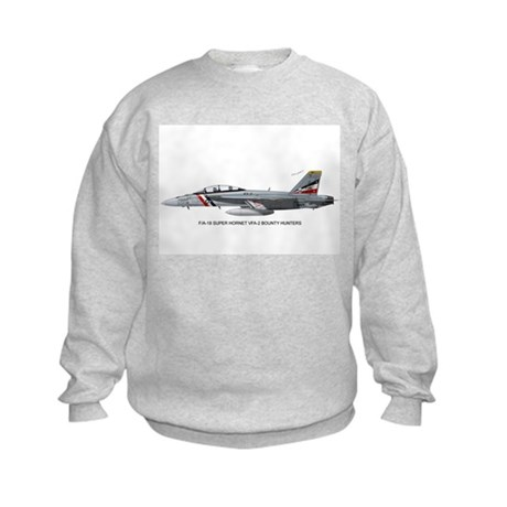 VFA-2 Bounty Hunters Kids Sweatshirt