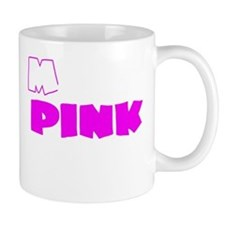 Real Men Wear Pink Mug