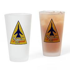 F-111F Aardvark Drinking Glass