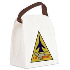 F-111F Aardvark Canvas Lunch Bag