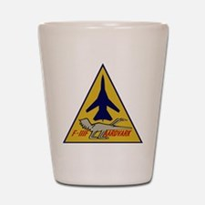 F-111F Aardvark Shot Glass