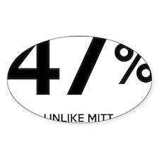 47, percent Decal
