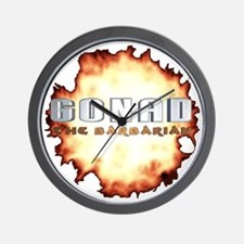 GTB explosion Wall Clock