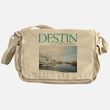 Destin Harbor Messenger Bag