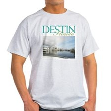 Destin Harbor T-Shirt