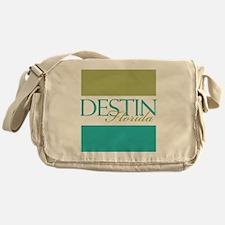 Destin Florida Messenger Bag