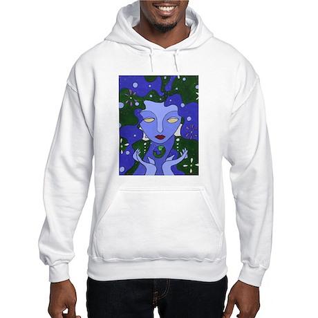 Water Elemental Hooded Sweatshirt