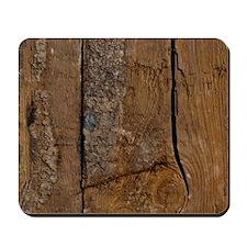 Wood Plank Look Mousepad