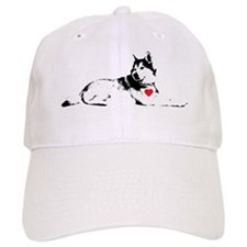 Malamute no text Baseball Cap
