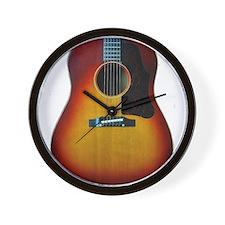 Gibson J-45 Wall Clock