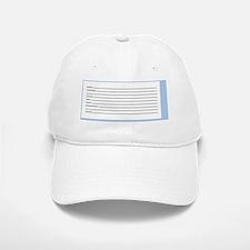 JewishLuggTagSmall-ID-a Baseball Baseball Cap
