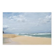 Hawaii Beach Postcards (Package of 8)