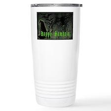 Happy Samhain Travel Mug