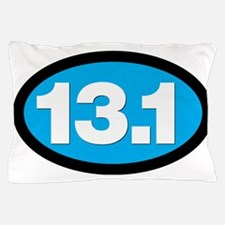 13.1 HALF MARATHON SHOP Pillow Case