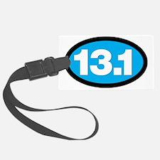 13.1 HALF MARATHON SHOP Luggage Tag