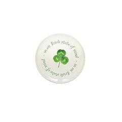 irish blessing Mini Button (100 pack)