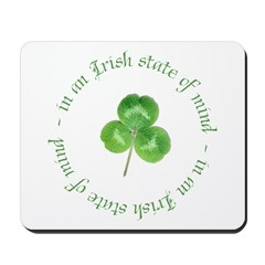 irish blessing Mousepad