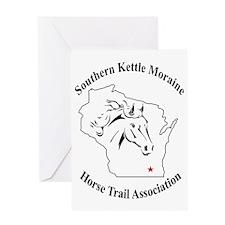 SKMHTA logo Greeting Card