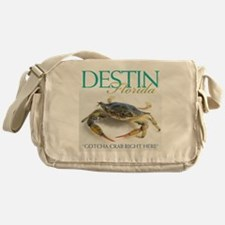 Crabby? Messenger Bag