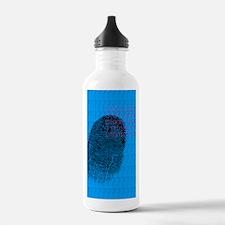 Fingerprint Water Bottle