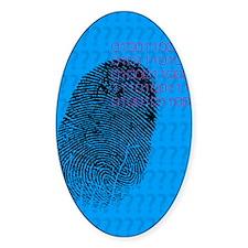 Fingerprint Decal