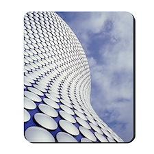 Shopping centre architecture Mousepad