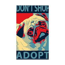 Dont Shop - Adopt Decal