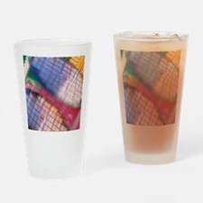 Silicon wafers Drinking Glass