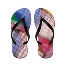 Silicon wafers Flip Flops