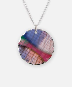 Silicon wafers Necklace