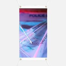 Forensic evidence Banner