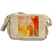 Forensic science Messenger Bag