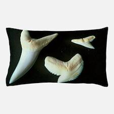 Sharks' teeth Pillow Case