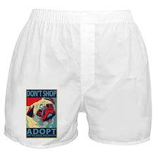 Dont Shop - Adopt! Boxer Shorts