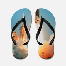 Shuttle Columbia launch, Mission STS-75 Flip Flops