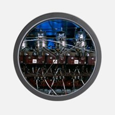Selectron computer tubes Wall Clock