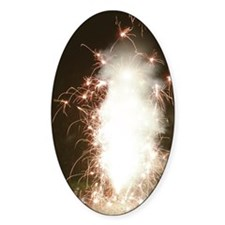 Fireworks display Decal